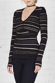 Bailey 44 Open Stitch Sweater - Product Mini Image