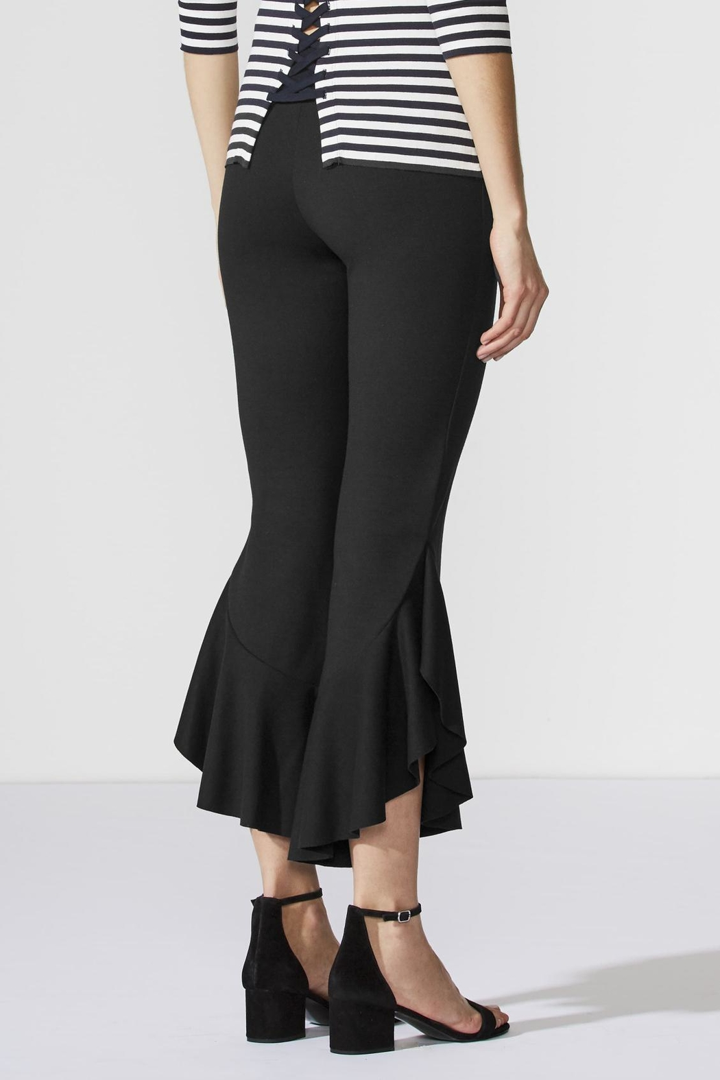 Bailey 44 Petunia Pant - Side Cropped Image