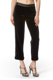 Bailey 44 Phantom Velvet Pant - Product Mini Image