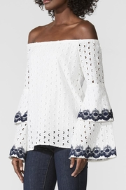 Bailey 44 Phlox Top - Front cropped