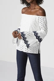 Bailey 44 Phlox Top - Side cropped