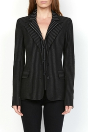 Bailey 44 Pinstripe Blazer - Product Mini Image