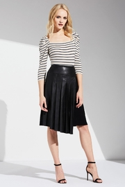 Bailey 44 Rowan Vegan Leather Skirt - Product Mini Image