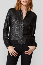 Bailey 44 Sequin Bomber Jacket - Product Mini Image