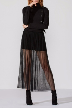 Shoptiques Product: Silent Scream Skirt