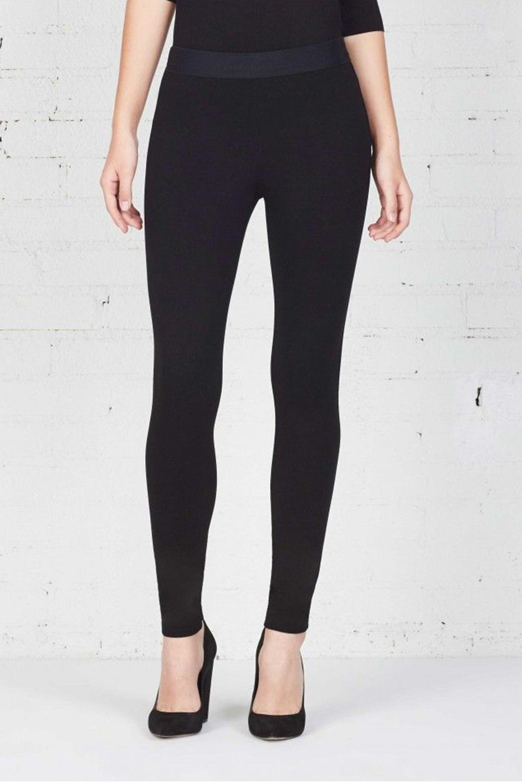 Bailey 44 Slim Point Pant - Side Cropped Image