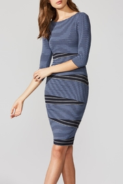 Bailey 44 Tiered Jersey Dress - Product Mini Image