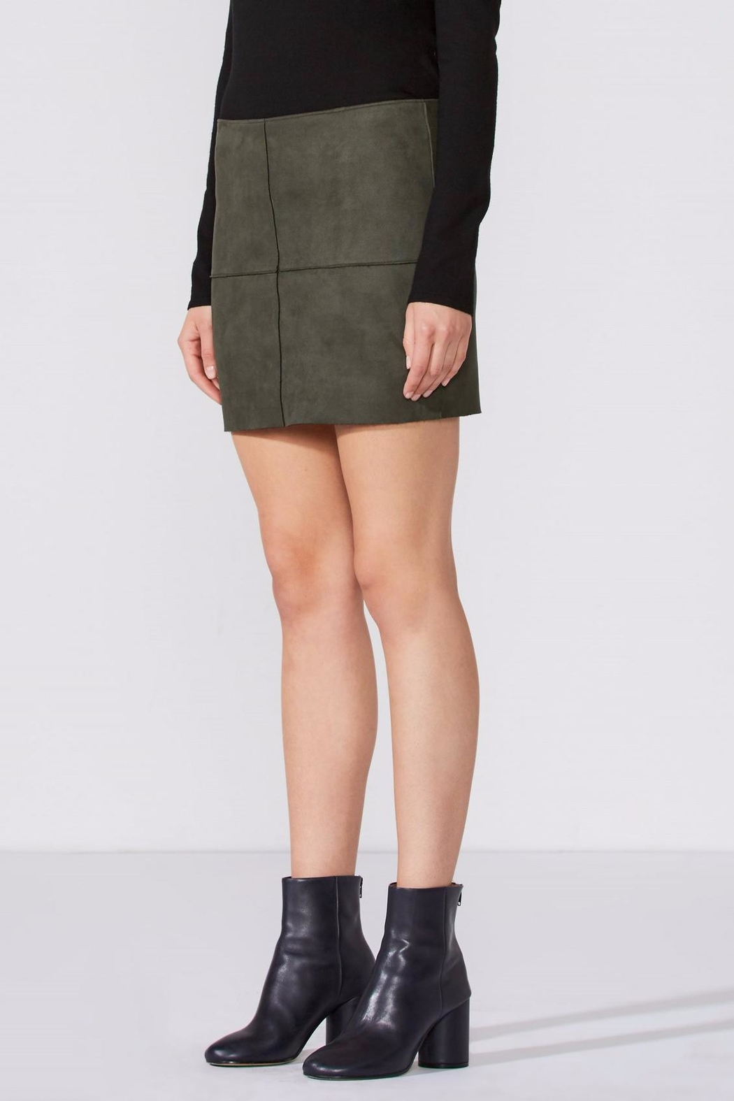 Bailey 44 Whistle Skirt - Side Cropped Image