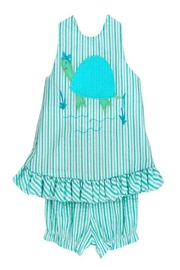 Bailey Boys Angel Dress With-Bloomer - Product Mini Image