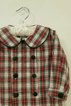 Bailey Boys Boy's Tartan Set - Alternate List Image