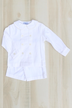 Bailey Boys Corduroy Suit - Product List Image