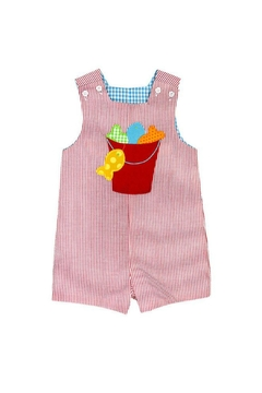 Bailey Boys Fish Reversible Onesie - Product List Image
