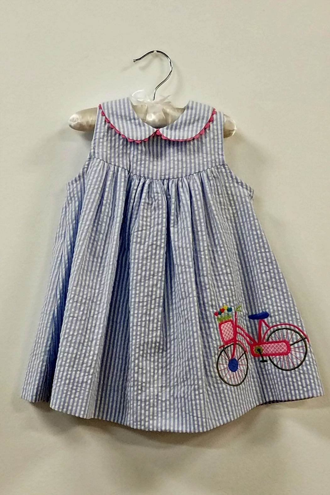 Bailey Boys Girls Bicycle Dress From South Carolina By The