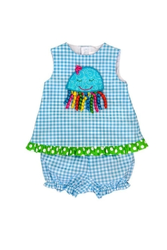 Bailey Boys Jellyfish Bloomer Set - Alternate List Image