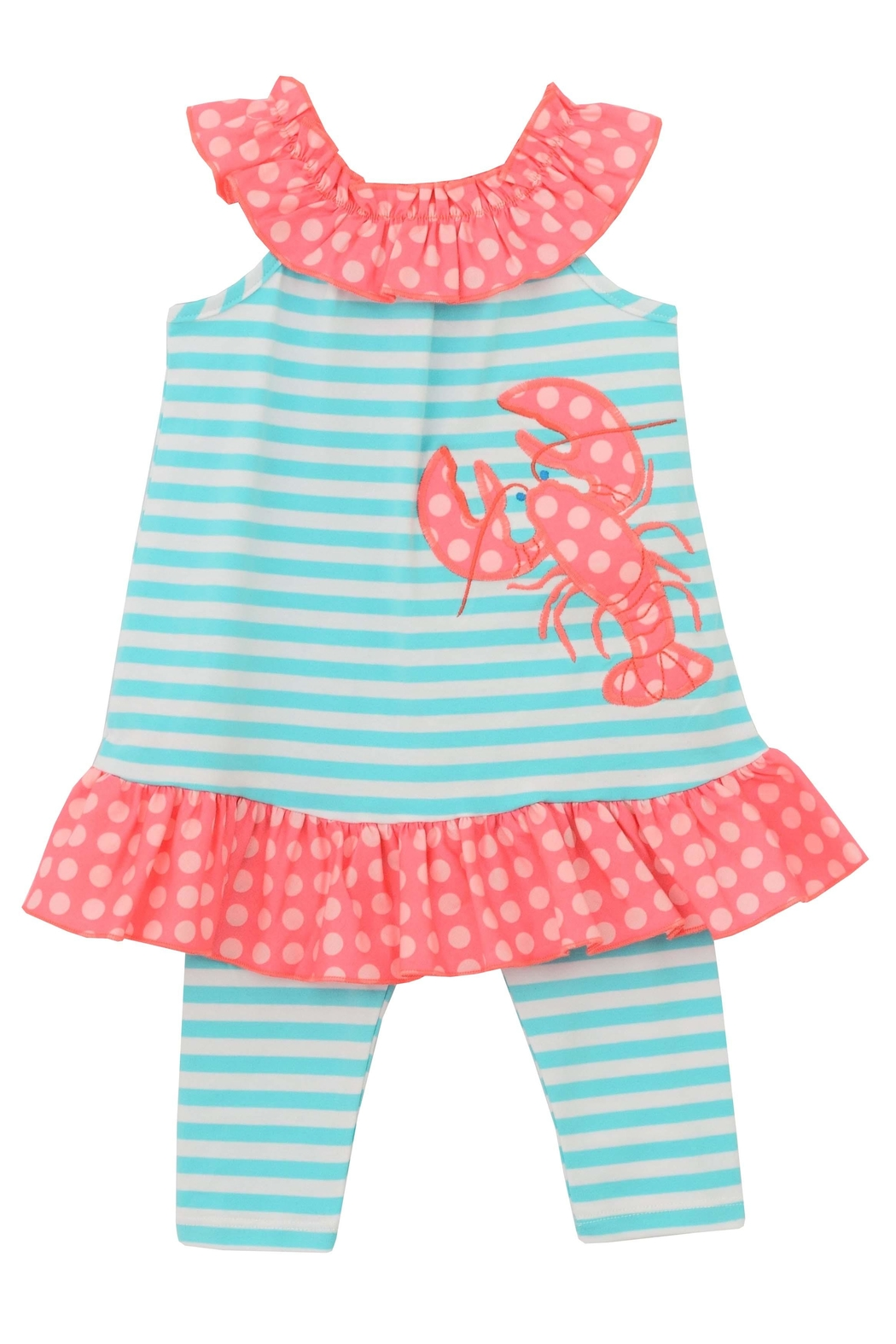 bailey boys lobster set from florida by yoyo children s boutique