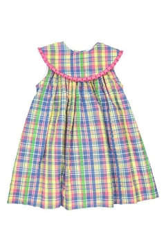 Bailey Boys Pastel Plaid Float Dress - Product List Image