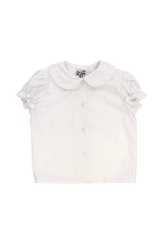Bailey Boys Peter Pan Collar Shirt - Alternate List Image