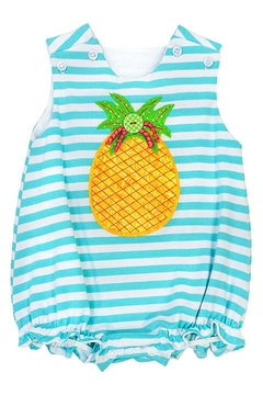 Bailey Boys Pineapple Knit Bubble - Product List Image