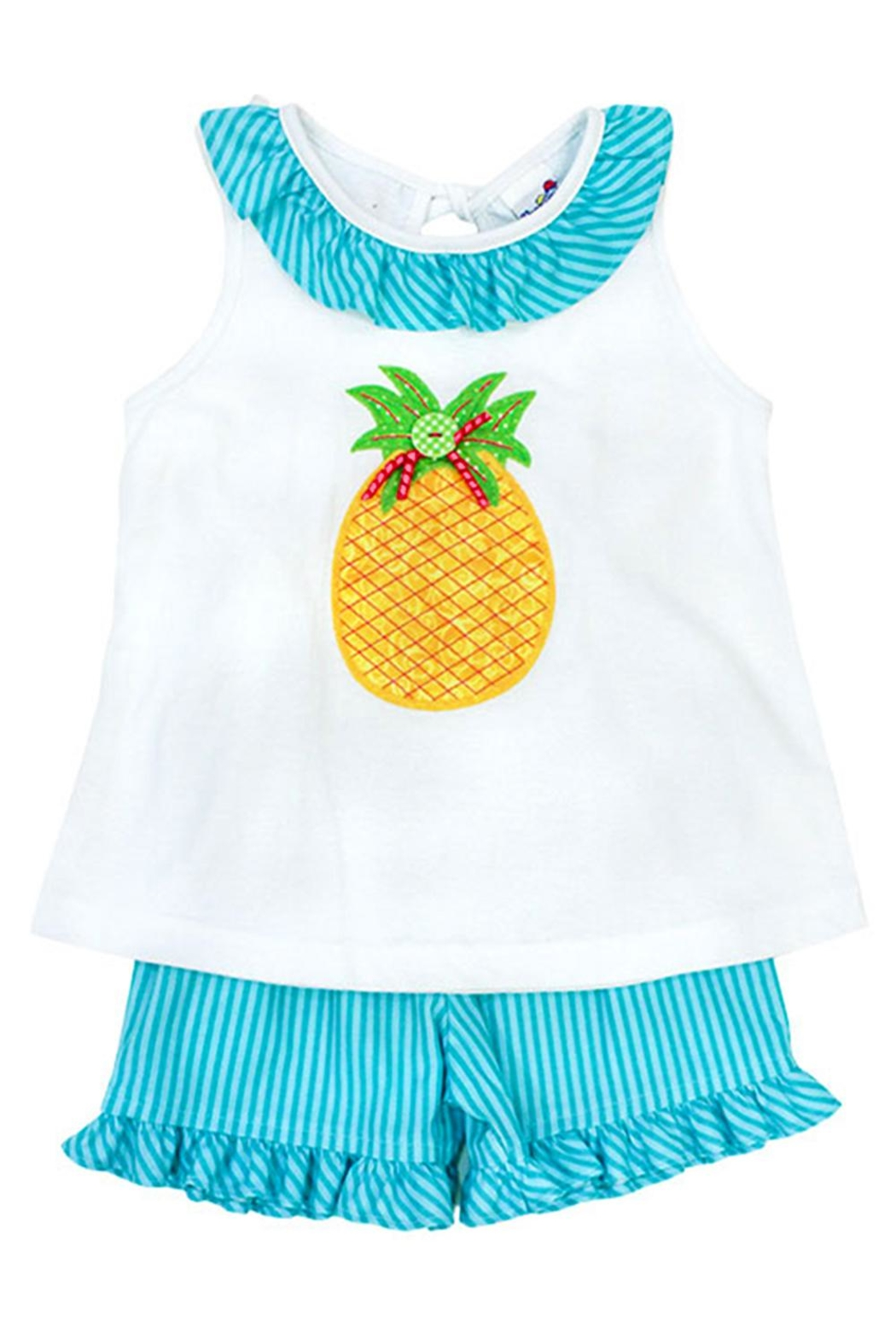Bailey Boys Pineapple Short Set - Main Image