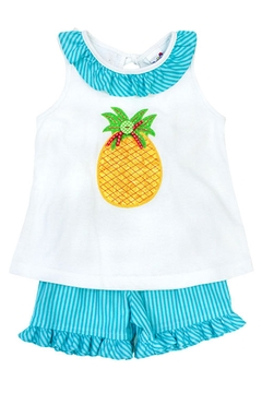 Bailey Boys Pineapple Short Set - Alternate List Image