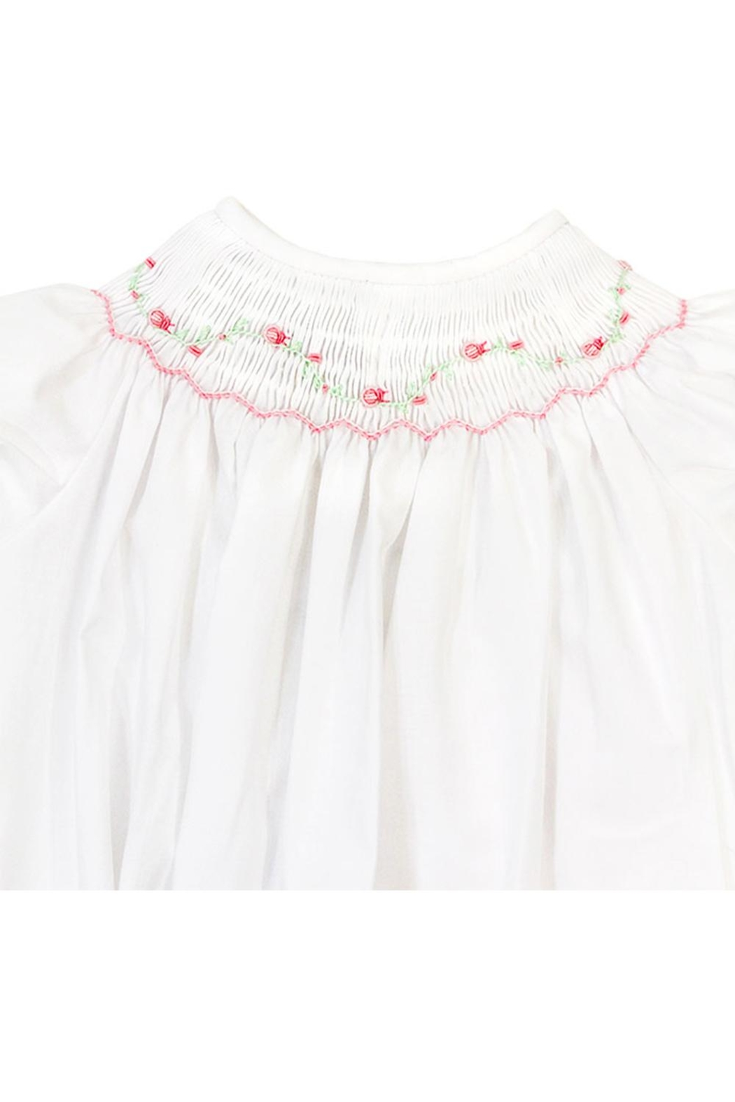 Bailey Boys Pink Vine Sack-Gown - Main Image