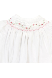 Bailey Boys Pink Vine Sack-Gown - Front cropped
