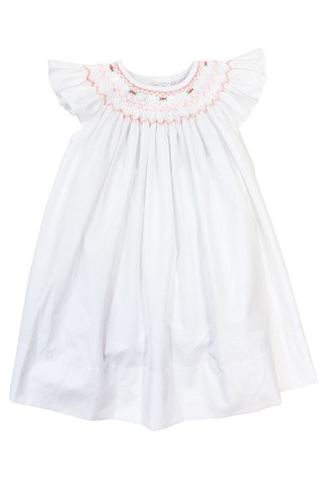 Bailey Boys Ribbon & Roses Dress+bloomer - Main Image