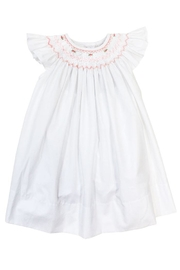 Bailey Boys Ribbon & Roses Dress+bloomer - Front cropped