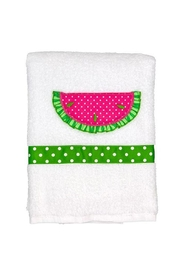 Bailey Boys Watermelon Beach Towel - Front cropped