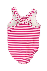 Bailey Boys Watermelon Lycra Swimsuit-Toddler - Front full body