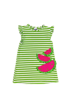 Bailey Boys Watermelon Ruffle Dress - Product List Image