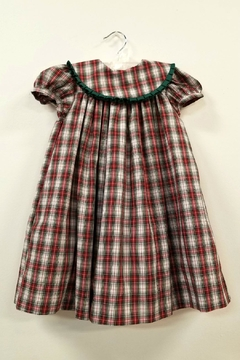 Bailey Boys Whisper-Plaid Float Dress - Product List Image