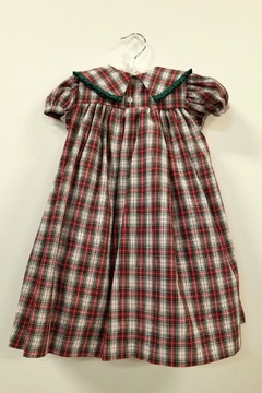 Bailey Boys Whisper-Plaid Float Dress - Alternate List Image