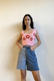 Bailey Rose Daisy Sweater Tanktop - Side cropped