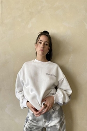 Bailey Rose Don't Know Don't Care Pullover - Product Mini Image