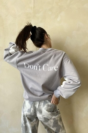 Bailey Rose Don't Know Don't Care Pullover - Side cropped