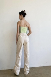 Bailey Rose High Rise Wide Long Pants - Other