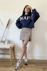 Bailey Rose Naps Hoodie Sweater - Product Mini Image