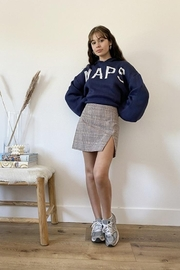 Bailey Rose Naps Hoodie Sweater - Back cropped