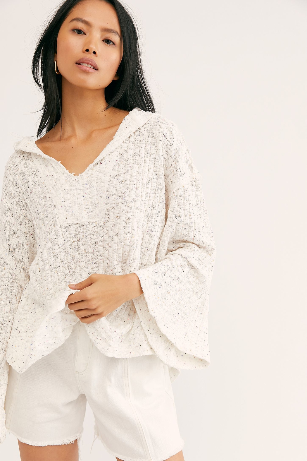 Free People Baja Babe Hacci - Front Cropped Image