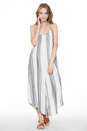 A Beauty by BNB  Baja Stripe Jumpsuit - Side cropped