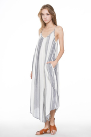 A Beauty by BNB  Baja Stripe Jumpsuit - Other