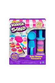 Kinetic Sand Bake Shoppe Patisserie Playset - Front cropped