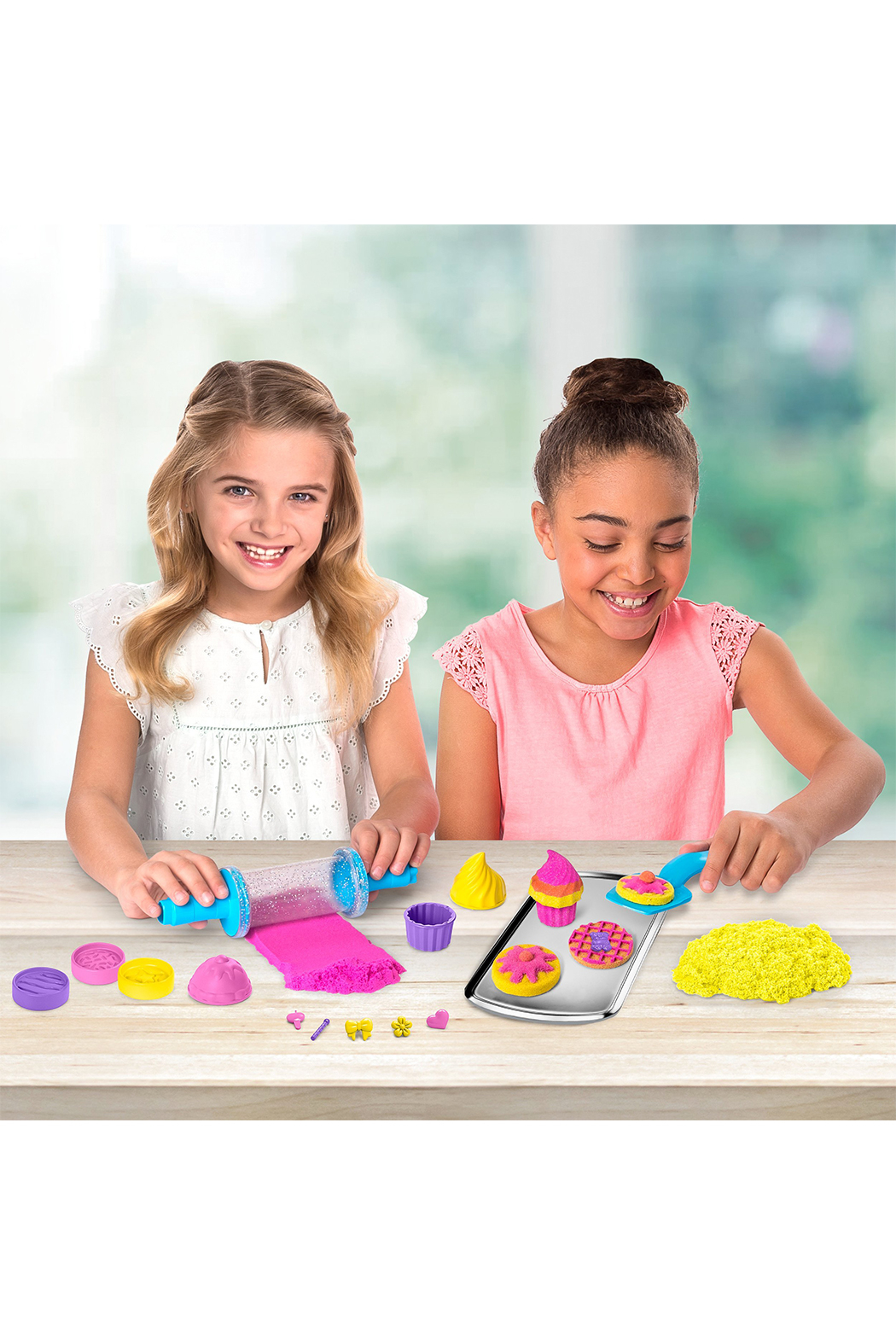 Kinetic Sand Bake Shoppe Patisserie Playset - Side Cropped Image
