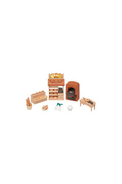 Calico Critters Bakery Shop Starter Set - Product List Image