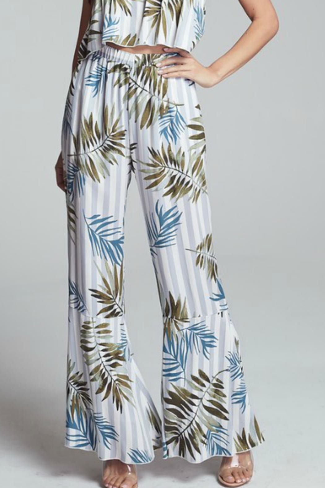 Imagine That Bal Harbour Pants - Front Cropped Image