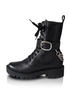 Shoptiques Product: Combat Boot Black