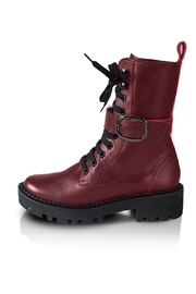 Bala Di Gala Combat Boot Wine - Product Mini Image