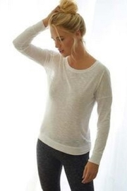 Balance Collection  mesh back White - Front cropped