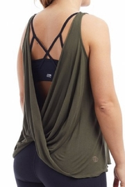 Balance Collection  Reversible Drape-Detail Tank - Product Mini Image